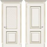 Двери Лаунж Плюс Латте Золото
