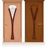 двери межкомнатные Флора