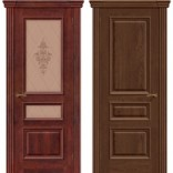 межкомнатные двери Вена фабрики Браво