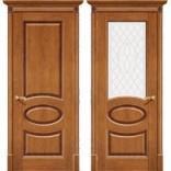 дверь Валенсия Медовый дуб фабрика Халес