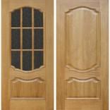межкомнатные двери Престиж дуб Исток Дорс