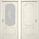 межкомнатные двери Престиж слоновая кость фабрики Исток Дорс
