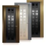Двери Океан коллекция de Vesta серия Concept остекление P