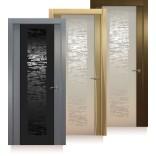 Двери Океан коллекция de Vesta серия Ego остекление P