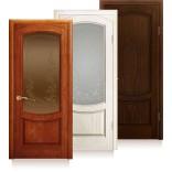 Межкомнатные двери Океан Лувр арочный