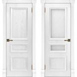 межкомнатная дверь Барселона дуб Перла