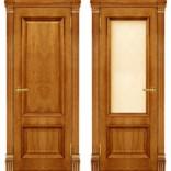 межкомнатные двери Корсика Антико