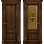 межкомнатная дверь Корсика дуб Брэнди