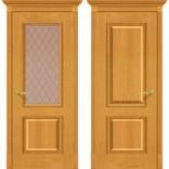 дверь межкомнатная Гранд Дуб натуральный