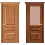 белорусские межкомнатные двери М5 из массива