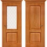 Межкомнатные двери Белоруссии Шервуд золотой дуб