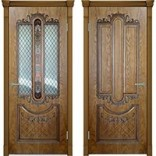 межкомнатные двери Верда Муар