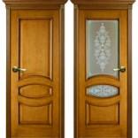 дверь Ницца античный дуб фабрики Вист