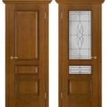 дверь Вена античный дуб тон 14 фабрики Вист