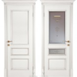 белорусские межкомнатные двери Вена нефрит